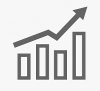 Order portfolio growth dynamics