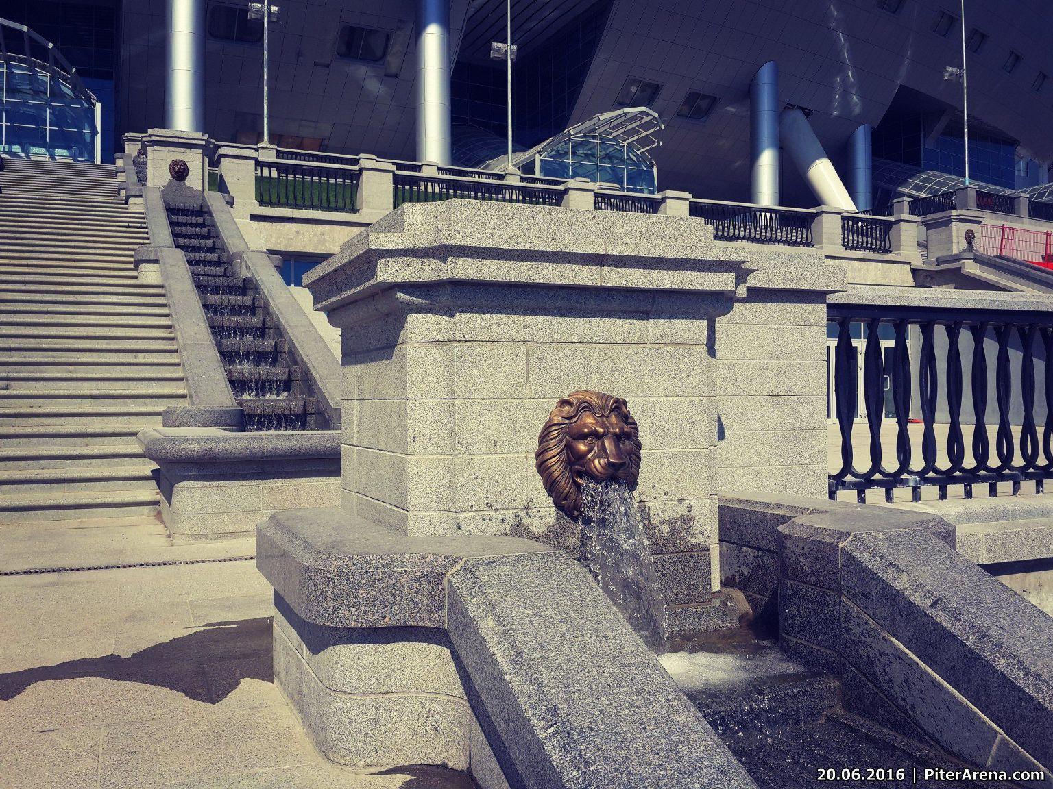 На Крестовский вернулись львы