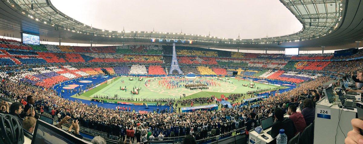 Начался ЕВРО-2016